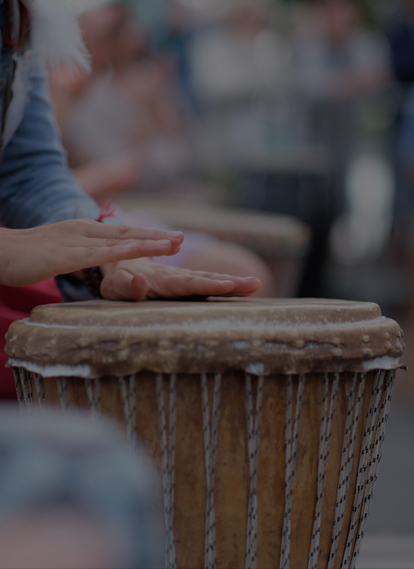West African Djembe Workshop