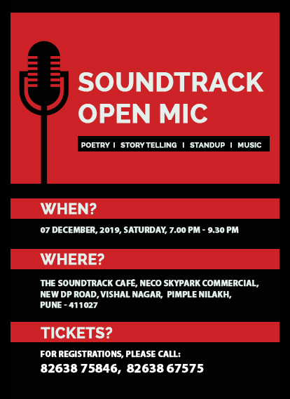 Soundtrack Open Mic