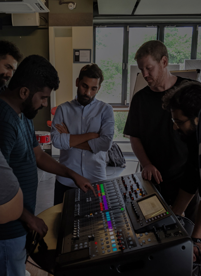 Live Mixing Workshop